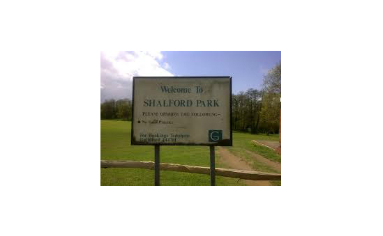 Welcome to Shalford Park