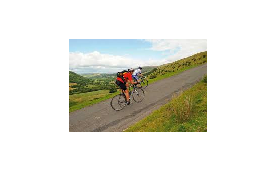 Cycling the UK's steepest passes