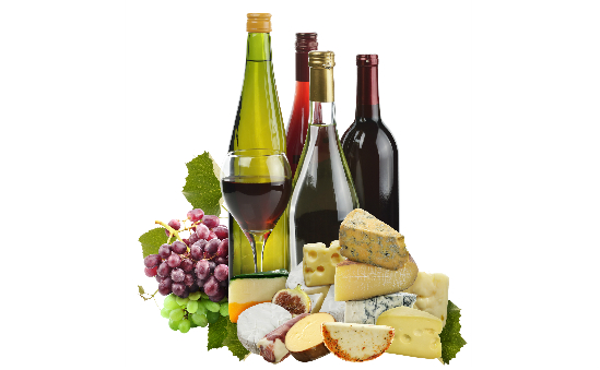 Cheese & Wine Picture