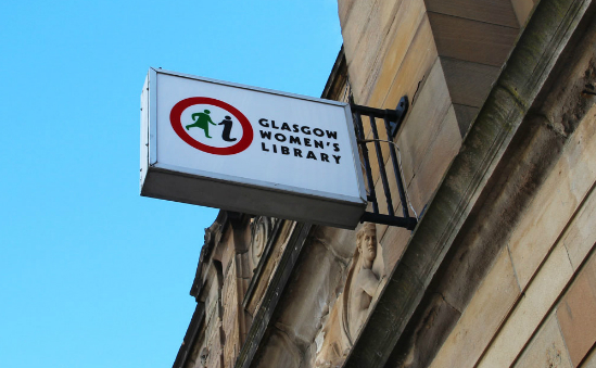 Glasgow Women's Library profile image 1