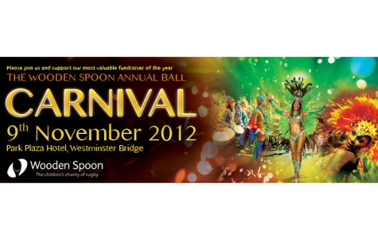 Wooden Spoon's Annual Ball - Carnival!
