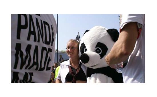 Join Team Panda!