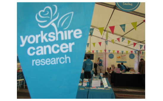 Yorkshire Cancer Research profile image 2