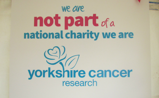 Yorkshire Cancer Research profile image 3