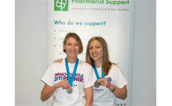 Fund-runners for Pharmacist Support