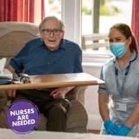 Nurses are needed campaign
